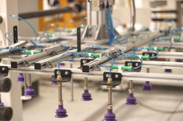 EPDM Line – Automatic Rubber/Plastic Heater Line
