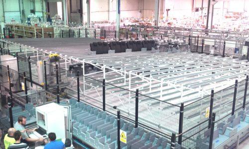 Sistema de Almacenamiento Automatizado